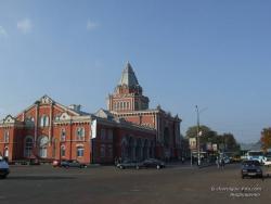 Железнодорожный вокзал Чернигов