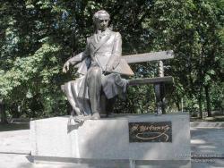 Памятник Т.Г.Шевченко