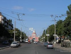Проспект Победы - путь к вокзалу