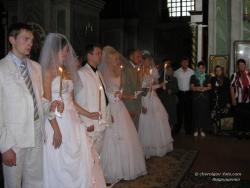 Венчание в Троицко-Ильинском монастыре
