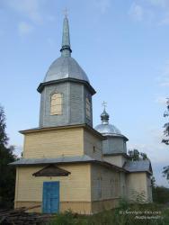 Церковь в селе Козляничи
