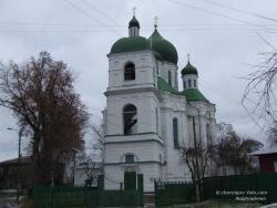 Успенский собор 1671 года в Новгород-Северском