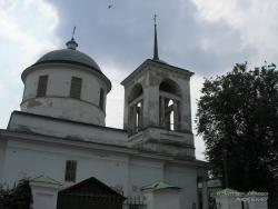 Михайловская церковь в Нежине