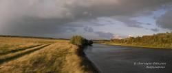 Панорама придеснянского луга