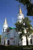 Спасо-Преображенский собор в городе Чернигов
