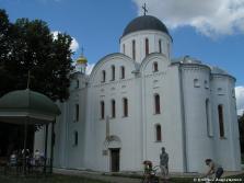 Борисоглебский собор в городе Чернигов