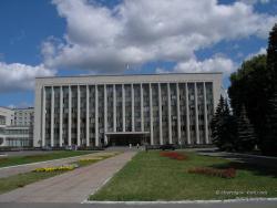 Здание облгосадминистрации