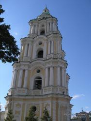 Колокольня Троицко-Ильинского монастыря