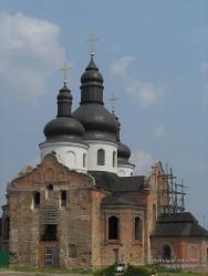 Спасо-Преображенская церковь в Нежине