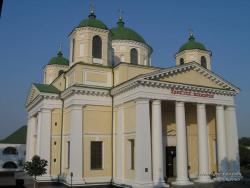 Спасо-Преображенский собор в Новгород-Северском