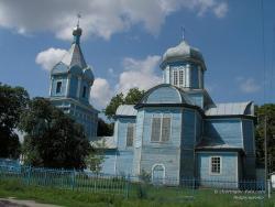Покровская церковь в Соснице