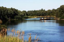 Река Десна в Черниговской области