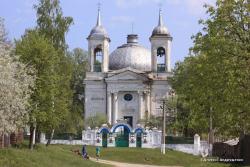 Успенская церковь в Вишенках