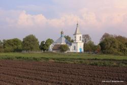 Успенская церковь в пгт Седнев