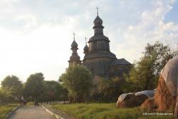 Георгиевская церковь в пгт Седнев