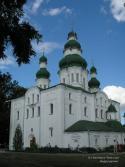 Елецкий Успенский монастырь в городе Чернигов