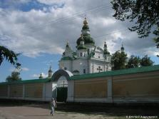 Ильинский монастырь в городе Чернигов