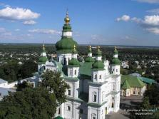 Троицкий собор в городе Чернигов